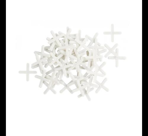 Topex Tegelkruisjes Basic 2,5 mm 150 Stuks