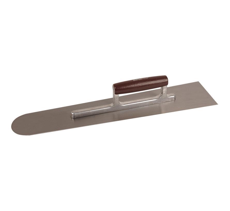 Vloerspaan ECO 400x110 mm rond dikte 1,2mm