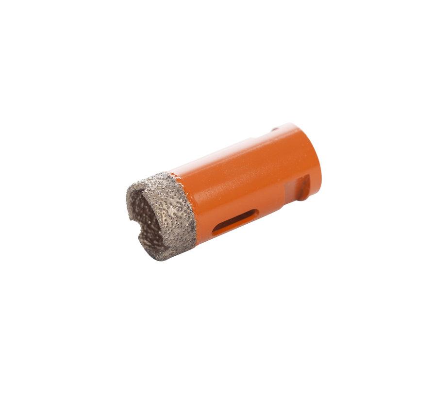 Fix Plus ® Tegelboor M14 - Ø 27mm.