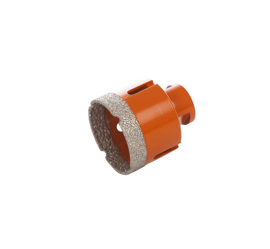 Fix Plus ® Tegelboor M14 - Ø 50 mm.