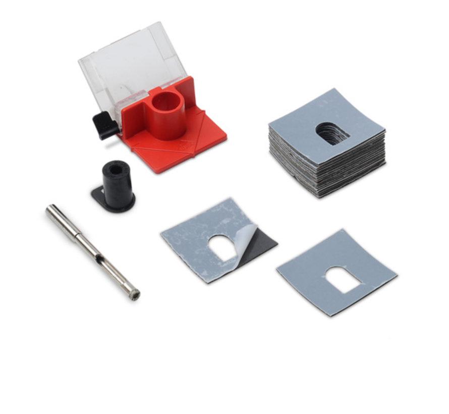 Rubi Easy Gres Tegelboor Kit ø 8 mm