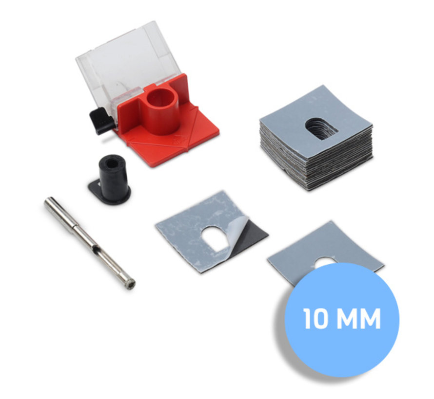 Rubi Easy Gres Tegelboor Kit ø 10 mm