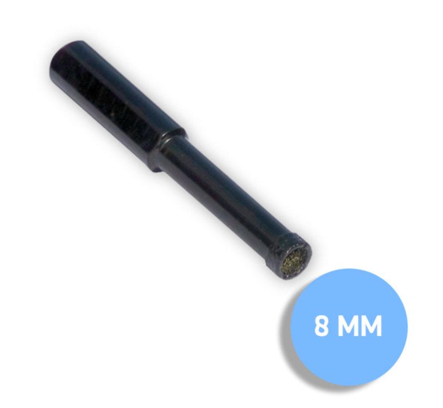 Tegelboor Eco Nat Tegelboor ø 8 mm.