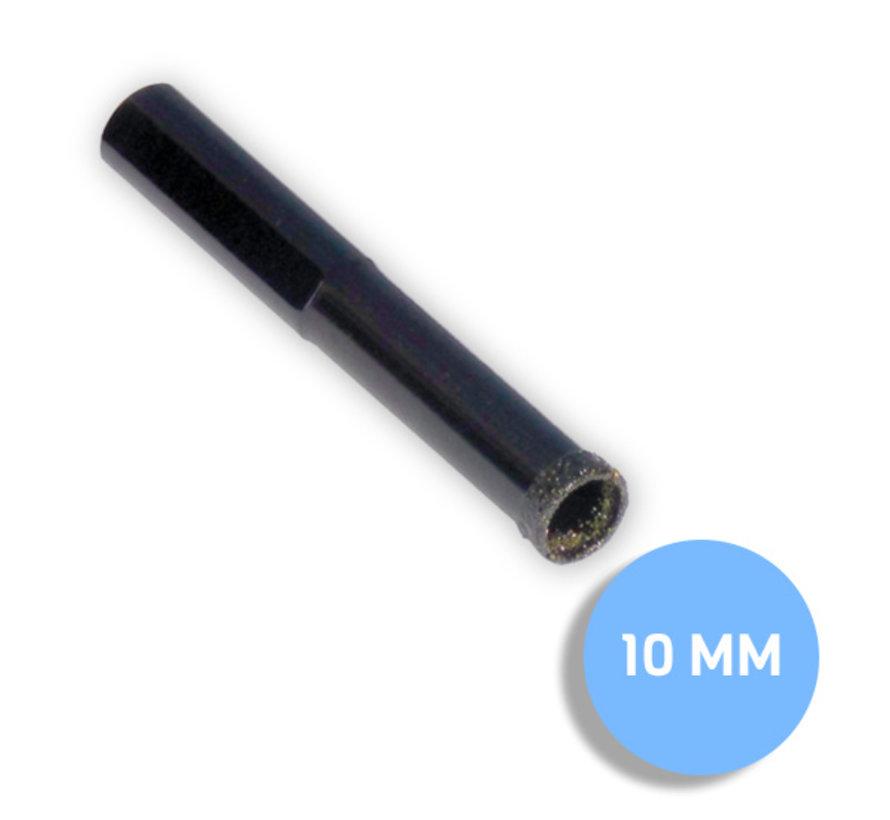 Tegelboor Eco Nat Tegelboor ø 10 mm.