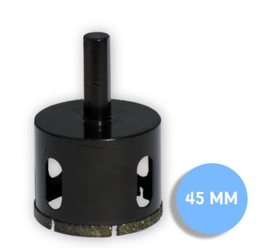 Tegelboor Eco Nat Tegelboor ø 45 mm.