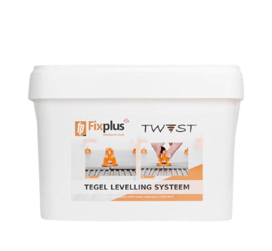 Fix Plus ® Twist Starters Kit 250 2 mm