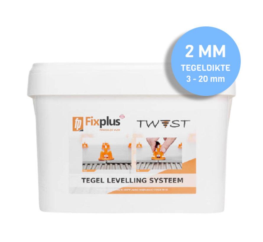 Fix Plus ® Twist Starters Kit 300 2 mm