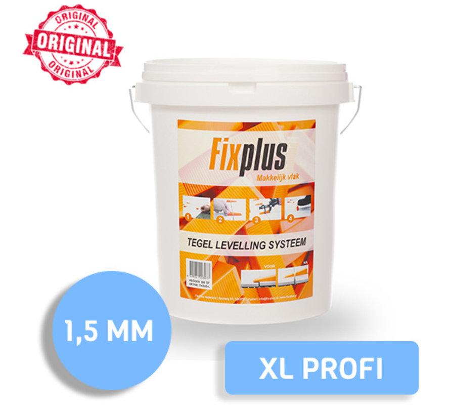 Fix Plus ® Starters Kit XL PRO 1,5mm.
