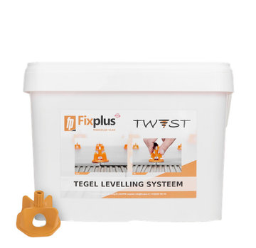 Fix Plus ® Twist Caps 250 st.