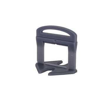 Rubi Rubi Delta Levelling Clip 100 st. 1 mm