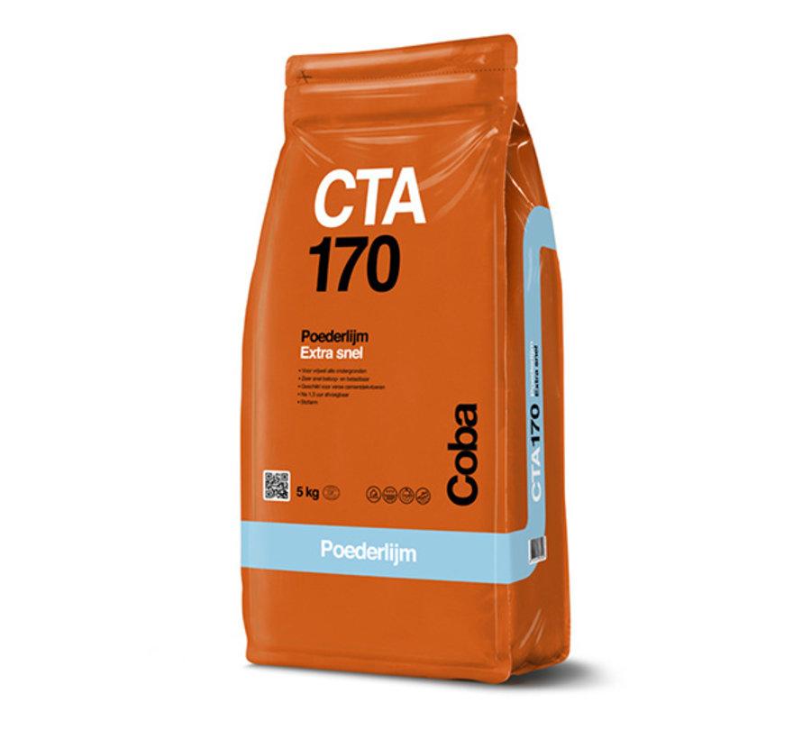 Coba CTA 170 Poederlijm Extra Snellijm 5kg