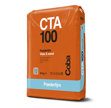 Coba Coba Tegellijm CTA 100 25 kg.