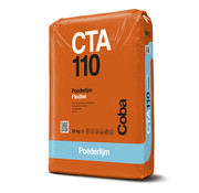 Coba Coba CTA 110 Tegellijm 25 kg.