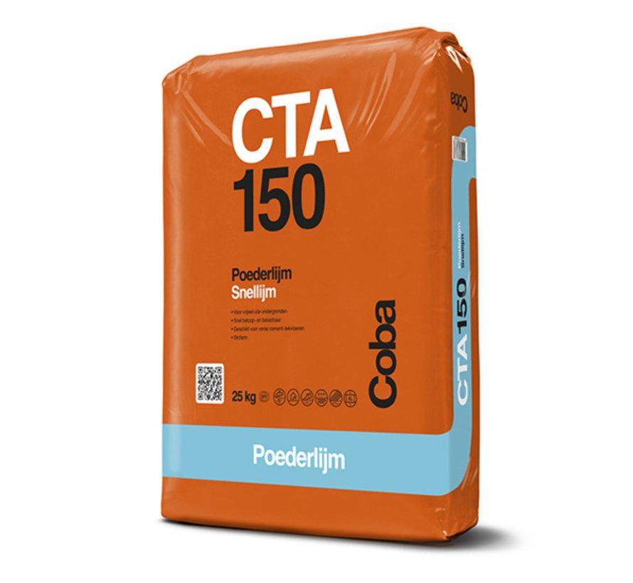 Coba CTA 150 Tegellijm Snellijm 25 kg.