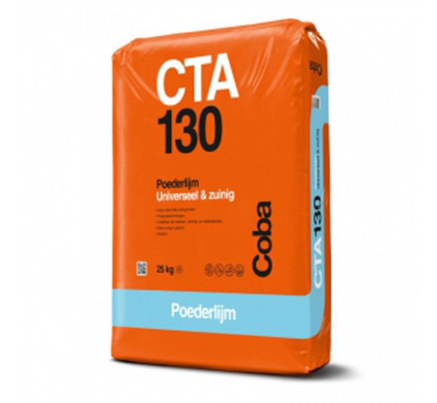 Coba Tegellijm CTA 130  25 kg.