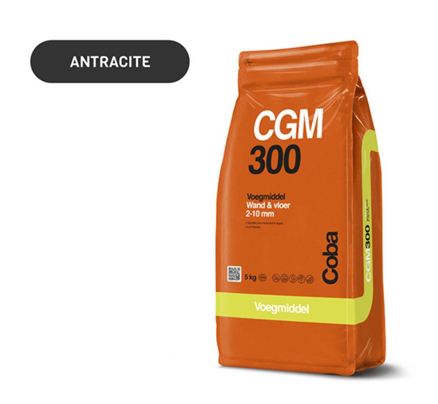 Coba CGM 300 Antracite 5 kg. Wand- en Vloertegels