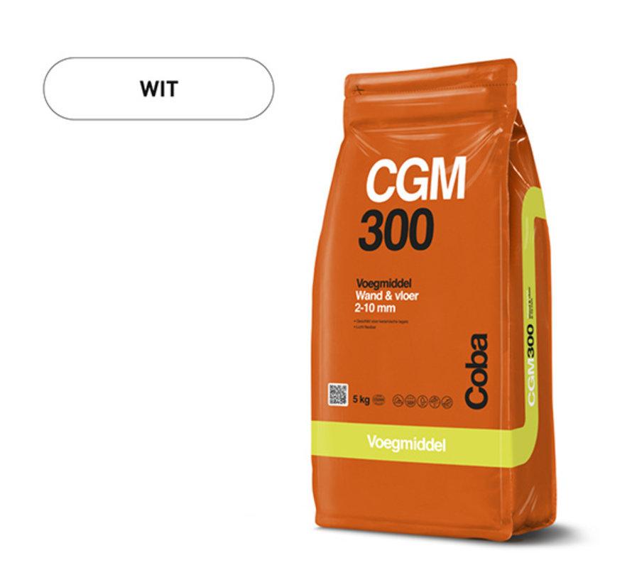 Coba CGM 300 Wit 5 kg. Wand- en Vloertegels