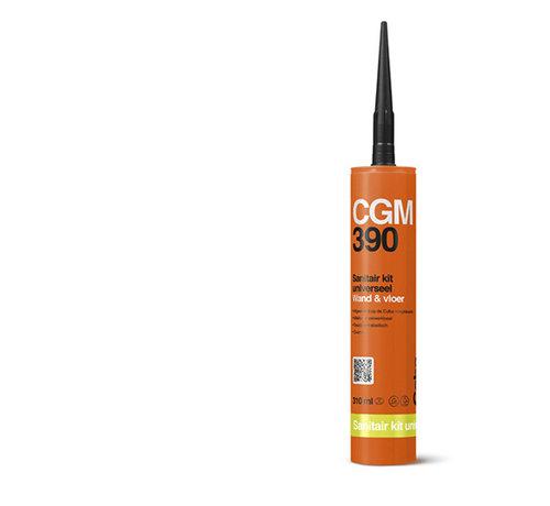Coba Coba CGM 390 Sanitairkit 310 ML. Wand & Vloer Donker Grijs