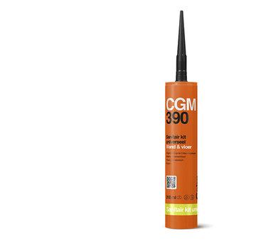 Coba Coba CGM 390 Sanitairkit 310 ML. Wand & Vloer Grijs Transparant