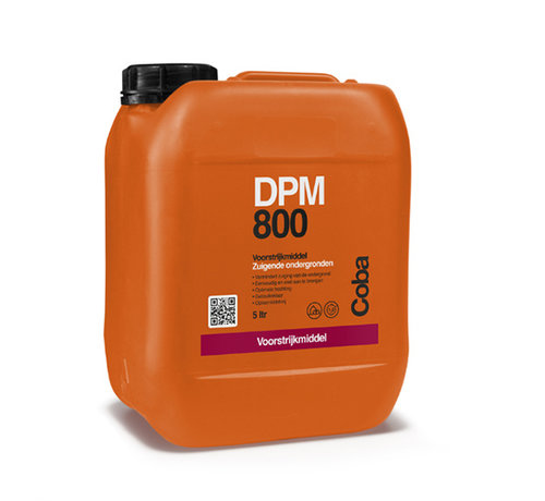 Coba Coba DPM 800 Voorstrijkmiddel 5 liter