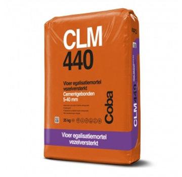 Coba Coba CLM 440 Egaliseren 5-40 mm. 25 kg.