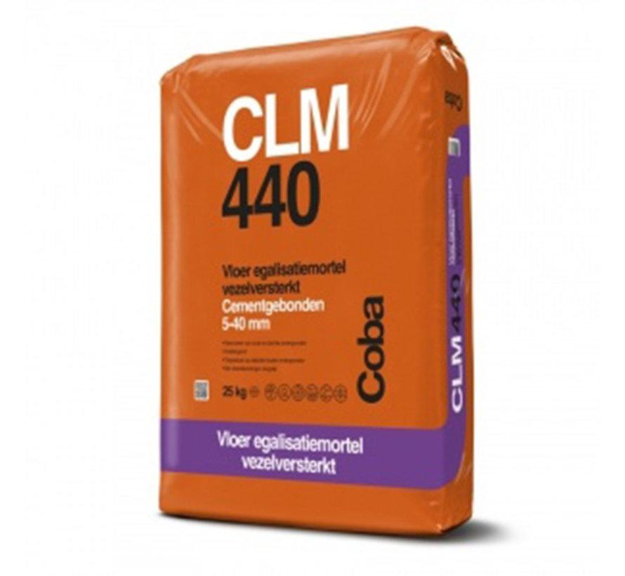 Coba CLM 440 Egaliseren 5-40 mm. 25 kg.