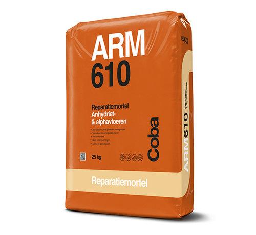 Coba Coba ARM 610 Reparatiemortel Alpha- en Anhydrietvloeren 25 kg