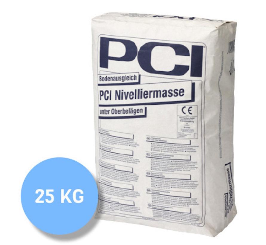 PCI Nivelliermasse 25 kg.