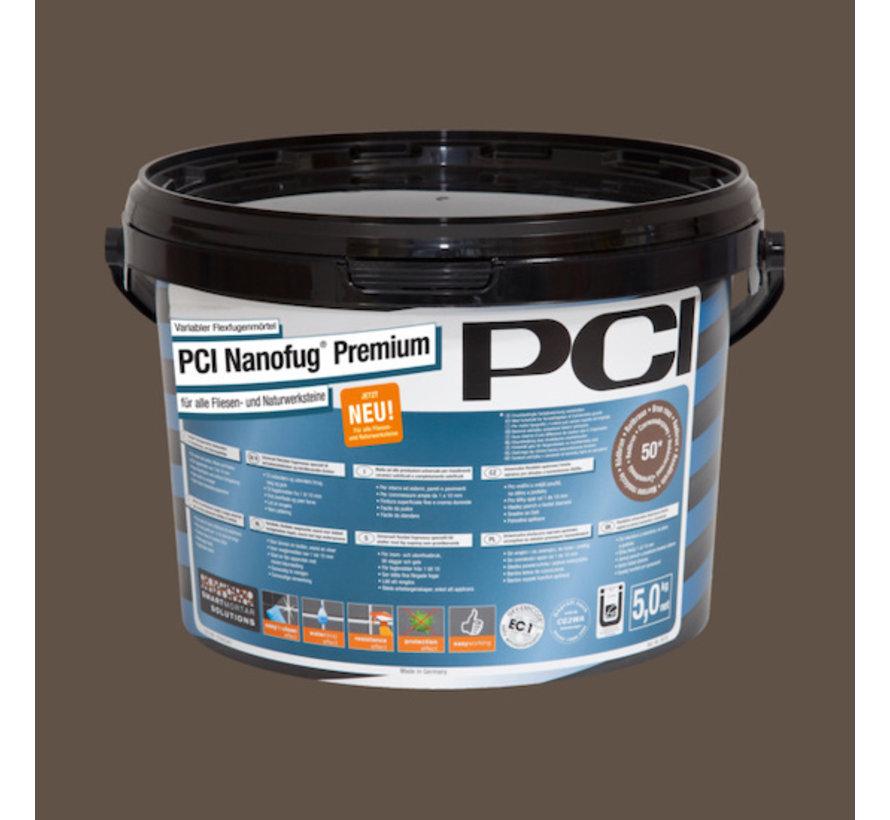 PCI Nanofug ® Premium Nr. 58 Mahonie 5 kg.