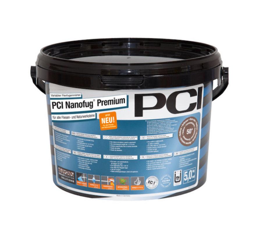 PCI Nanofug ® Premium Nr. 20 Wit 5 kg.