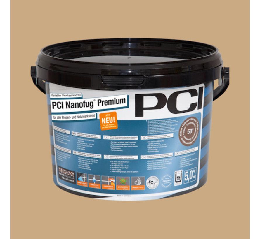 PCI Nanofug ® Premium Nr. 03 Caramel 5 kg.