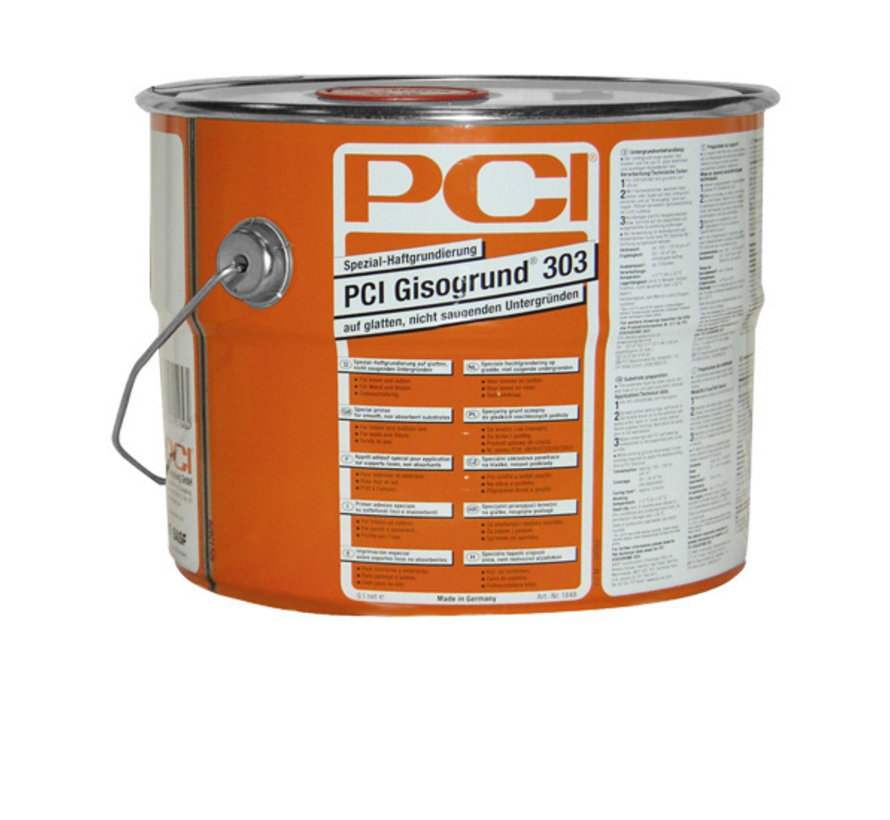 PCI Gisogrund 303 Voorstrijk Tegel over Tegel 5 liter