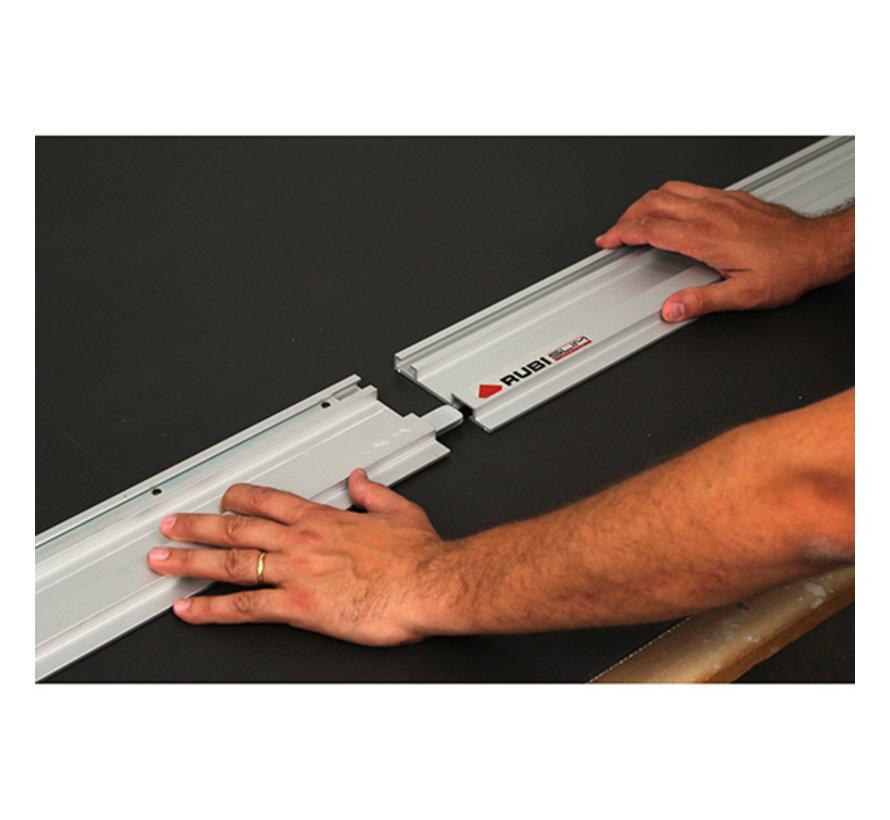 Rubi Slim System Cutter. 320 cm snijlengte welke is uit te breiden
