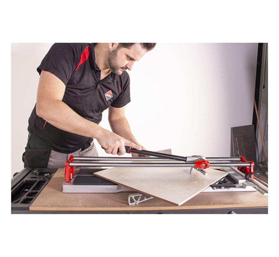 Rubi Tegelsnijder Speed 92 Magnet Inclusief Koffer