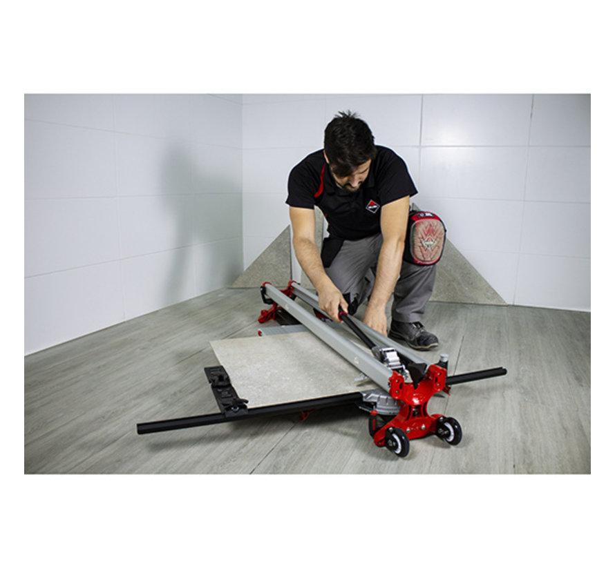 Rubi TZ-1020 met 102 cm snijlengte en 1500 kg breekkracht