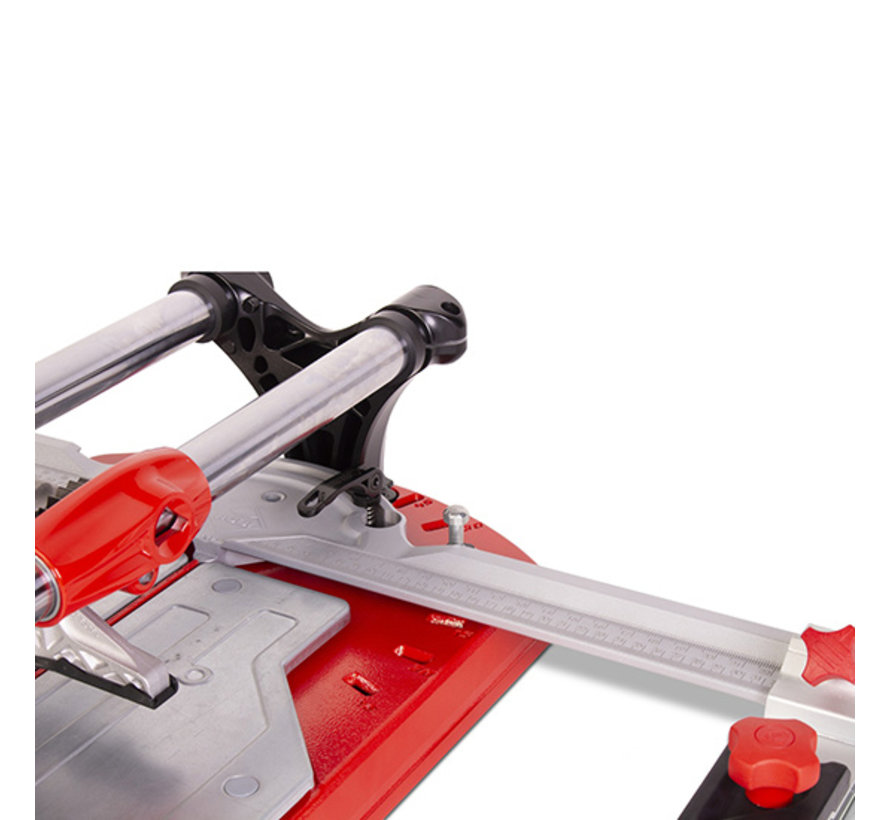Rubi TX Max met 102 cm snijlengte en 1200 kg breekkracht