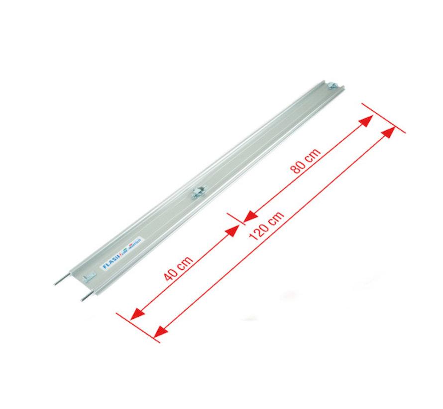 Flash Line Geleider Rail 120 cm