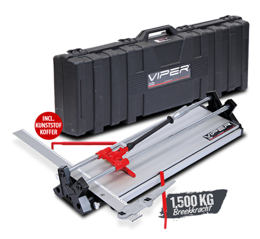 Tegelsnijder Rodia® Viper 75 inclusief koffer