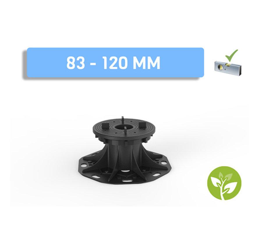 Fix Plus ® Tegeldrager Zelf Nivellerend SL60-04 Verstelbaar 83 - 120 mm