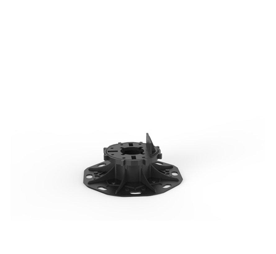 Fix Plus ® Balkendrager BSW60-03 Verstelbaar 50 - 75 mm