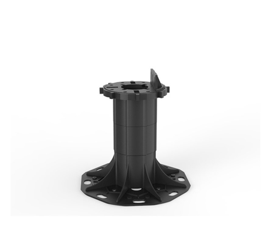 Fix Plus ® Balkendrager BSW60-08 Verstelbaar 175 - 205 mm
