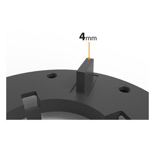 Fix Plus ® Fix Plus ® Tabs 4 mm. TC0004