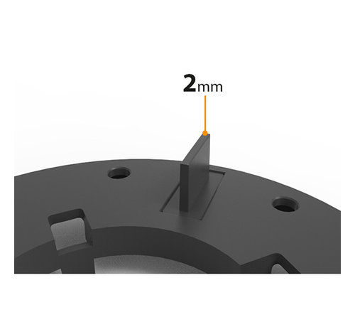Fix Plus ® Fix Plus ® Tabs 2 mm. TC0002