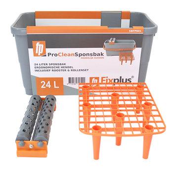 Fix Plus ® Fix Plus ® Pro Clean Sponsbak 24L