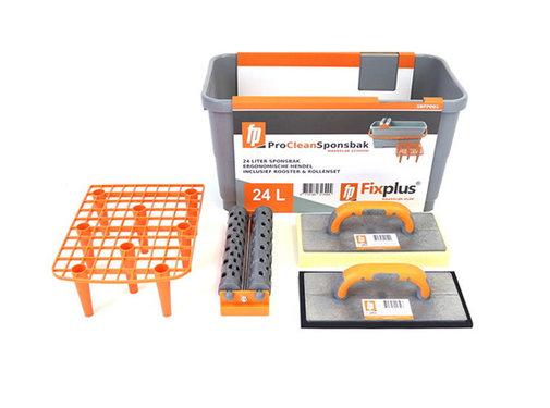 Fix Plus ® Fix Plus ® Pro Clean Sponsbak 24L Compleet