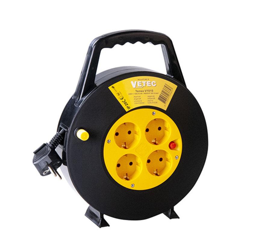Vetec Kabelbox H05VV-F - 3 G 1.0 mm²