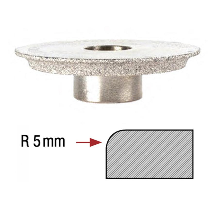 Montolit Diamant Frees Toprofile Rond 5 mm