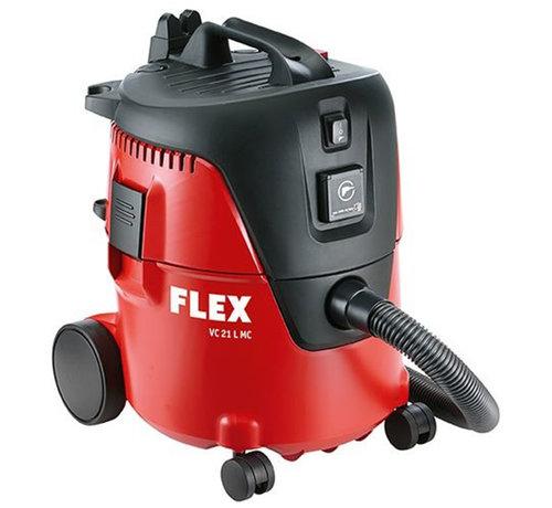 Flex  Bouw Stofzuiger met manuele filterreiniging 20 L