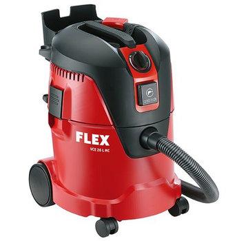 Flex  Bouw Stofzuiger met manuele filterreiniging 25 L