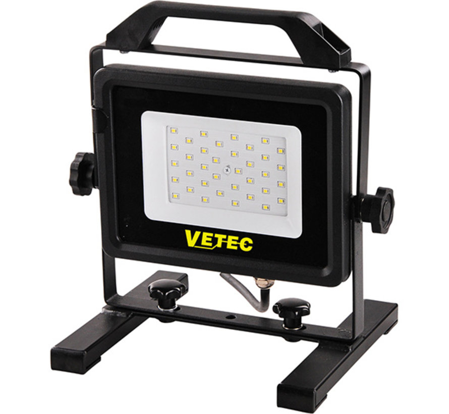 LED bouwlamp VLD   30W Comprimo-VS